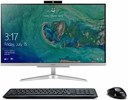 Acer Aspire C24-865-ACi5NT AIO Desktop, 23.8