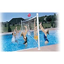 Dunn Rite Deck Volly Pool Volleyball System
