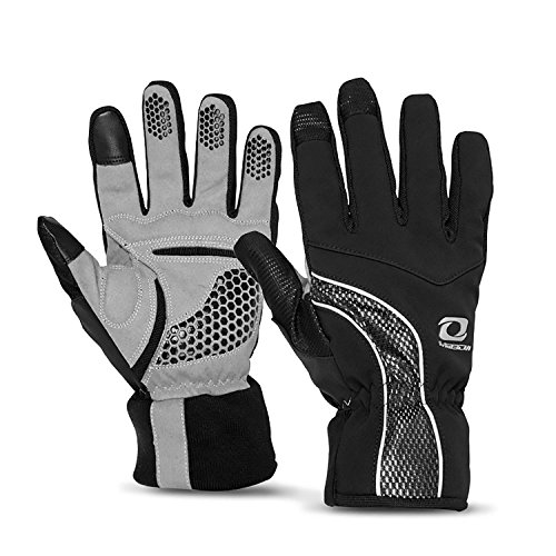 Sobike Durable Warm Enough Touch-screen Gloves for Outdoor Cycling Camping Jogging Updated Version