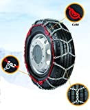 Grizzlar Commercial Truck Snow Chains