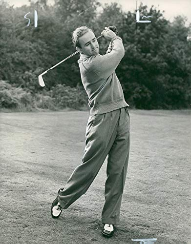 Vintage photo of HARMAN TONY ROYAL WIMBLEDON ASSISTANT.