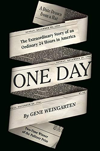 Book Cover: One Day: The Extraordinary Story of an Ordinary 24 Hours in America