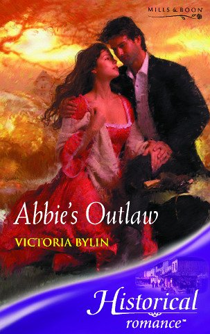 book cover of Abbie\'s Outlaw