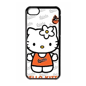 iPhone 5C Phone Case Cover Hello kitty HK7015