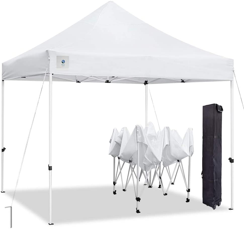 10X10/' Pop Up Canopy Tent Outdoor Event Instant Shade Shelter Commercial Gazebo
