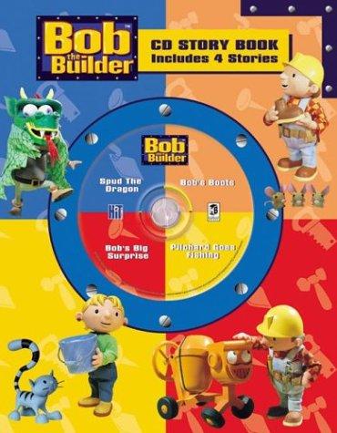 Bob The Builder Cd Story Book 4-In-1 (Bob the Builder Cd Story Book 4-In-1 Audio CD (Read Along Audio)