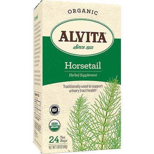 Alvita Tea - Organic Horsetail - 24 Bags