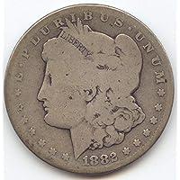 1882 CC Morgan Dollar Choice Good