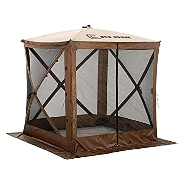 Clam Quick-Set Traveler Portable Outdoor Gazebo