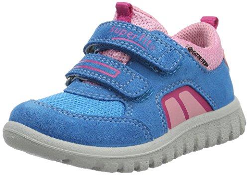 Superfit Sport7 Mini - Botas de senderismo Bebé-Niños Blau (türkis Kombi)