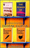 Average Mind   The Power of Nothing   10 Principles To Beat Failure   10 Principles To Love Yourself  : Sample Chapters Box Set