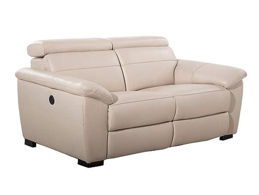 DLM Design Sofá sillones Relax eléctrico de Piel Goteborg ...