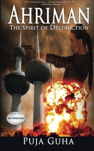 Read Online Ahriman: The Spirit of Destruction (The Ahriman Legacy) (Volume 1) Text fb2 ebook