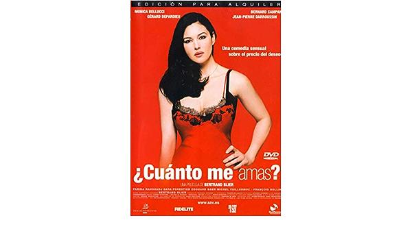 Cuánto Me Amas Edición Alquiler Amazon Es Cine Y Series Tv