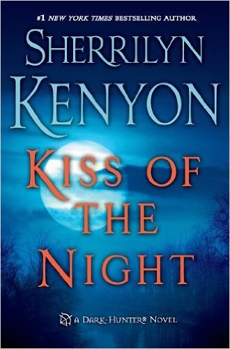 Download Kiss of the Night (Dark-Hunter) (Hardback) - Common pdf