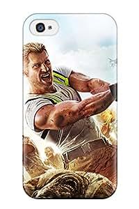 Elliot D. Stewart's Shop New Style 2985970K84724638 Excellent Design Dead Island 2 Game Phone Case For Iphone 4/4s Premium Tpu Case