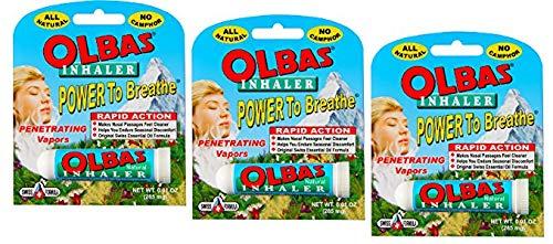 (Olbas Aromatherapy Inhaler 0.01 Oz - 3 Pack)