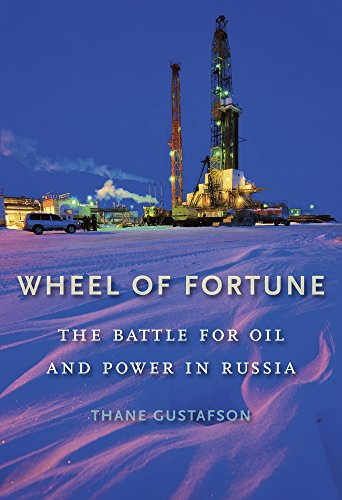 Price comparison product image Wheel of Fortune: The Battle for Oil and Power in Russia