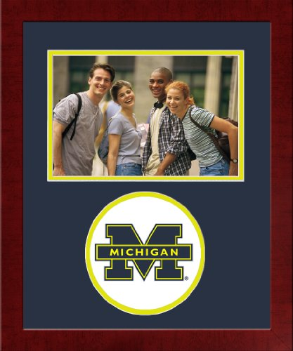 NCAA Michigan Wolverines University Spirit Photo Frame (Horizontal)