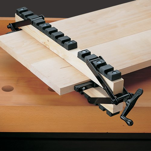 how to use panel clamps