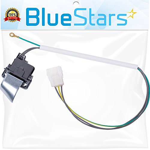 Ultra Durable 3949238 Washer Lid Switch Replacement part by Blue Stars - Exact fit for Whirlpool & Kenmore Washer - Enhanced Durability with Metal Shield - Replaces AP3100001 PS350431