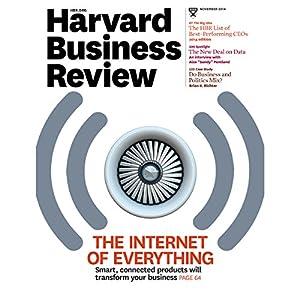 Harvard Business Review, November 2014 Periodical
