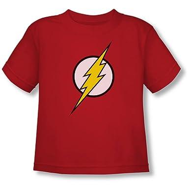 Amazon Com Flash Kids Symbol T Shirt Clothing