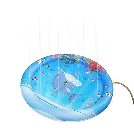 Y-toys Cojín de Agua para niños Kid Sprinkler Pad Tamaño ...