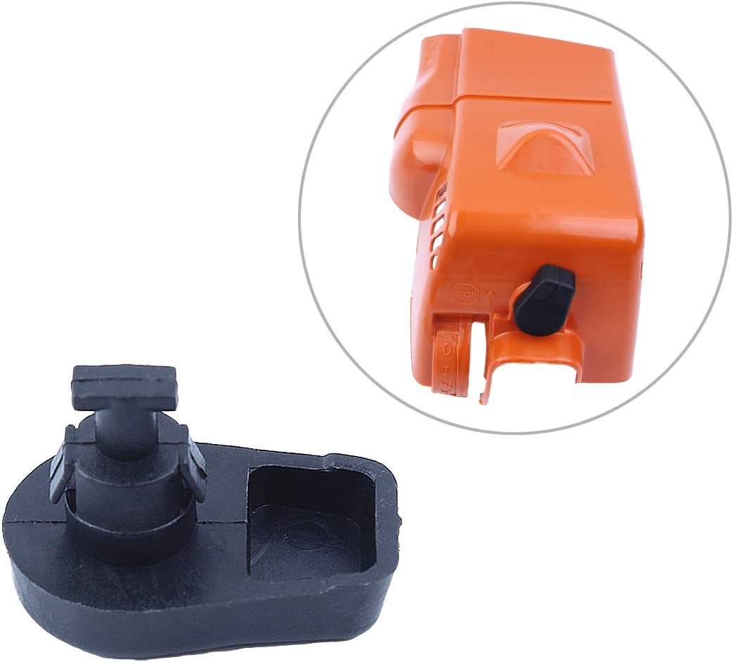 3PCS RECOIL STARTER HANDLE GRIP FOR STIHL MS240 MS260 MS290 MS360 CHAINSAW NEW