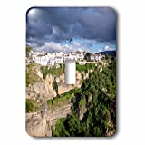 3dRose Danita Delimont - Mountains - Spain, Andalusia, Ronda. - Light Switch Covers - single toggle switch (lsp_277901_1)