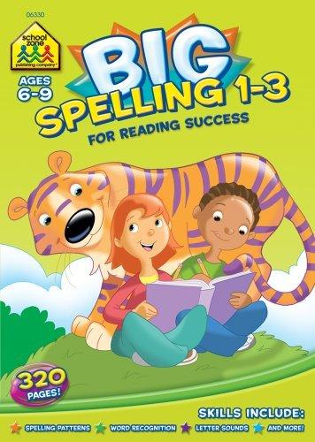Download By School Zone staff Big Spelling 1-3 [Paperback] ebook