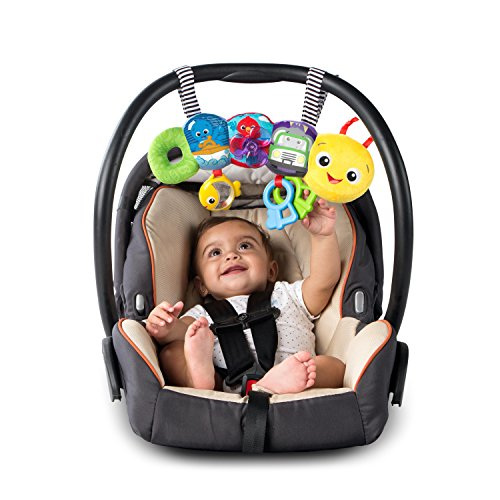 High Quality Baby Einstein Travel Pillar Discovery Toy Bar Car Seat And Stroller