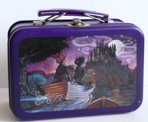 Harry Potter Micro Lunch Box Tin