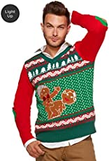 88f662af1d58 Naughty Christmas Sweaters for Men and Women. Ugly Christmas Sweater ...