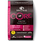 Wellness CORE Natural Grain Free Dry Dog Food, Small Breed, 12-Pound Bag Review