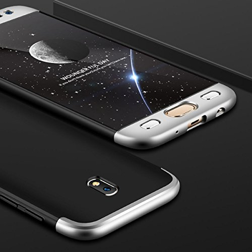 Samsung Galaxy J7 2017 / J7 Pro Funda, CHENXI Duro PC 3 en 1 Desmontable Anti-Arañazos Estuche Protector Ultra Delgado 360...
