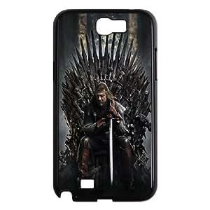 Samsung Galaxy N2 7100 Cell Phone Case Black Eddard Stark FXS_656598