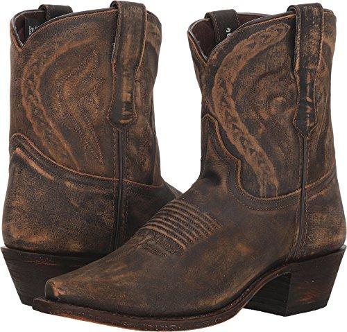 Dingo Women's Annie Brown Leather 8.5 B US