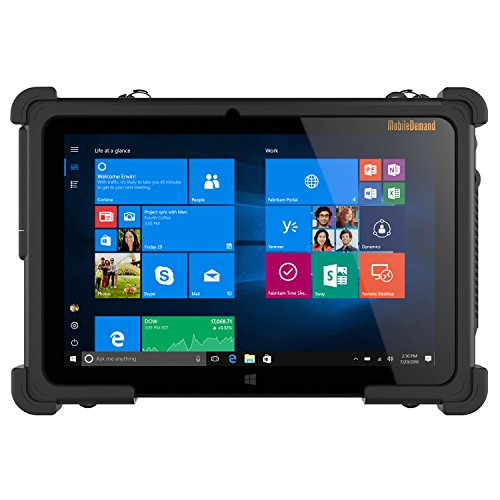 Flex 10A Windows 10 Pro Rugged Tablet - Military Drop Tested by MobileDemand, LC
