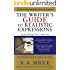 The Writer's Guide to Realistic Expressions (Fiction Writing Tools Book 2)