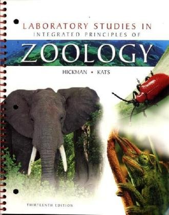 Lab.Studies In Integ.Prin.Zoo.T/A Integ