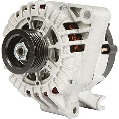 DB Electrical AVA0023 New Alternator For 3.5L 05 06 3.9L 06 07 Buick Terraza, Saturn Relay, 3.5L 05 06 3.9L 06 07 08 09 Pontiac Montana Chevrolet Uplander 3.5L 05 06 3.9L 06-08 15215547 15251756: Automotive