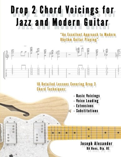 Download Drop 2 Chord Voicings for Jazz and Modern Guitar book pdf ...