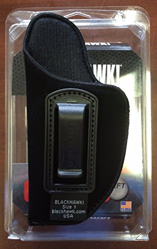 Blackhawk Inside-the-Pant Clip Holster 73IP01BK-L (Holster Pant Inside Blackhawk)