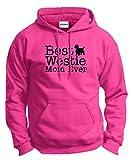 West Highland Terrier Calendar West Highland Terrier Gifts Best Westie Mom Ever Hoodie Sweatshirt 3XL Hlcna