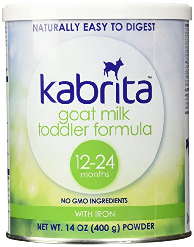 Kabrita Non-GMO Goat Milk Toddler Formula, 14 (Formulas Goat Milk Protein)