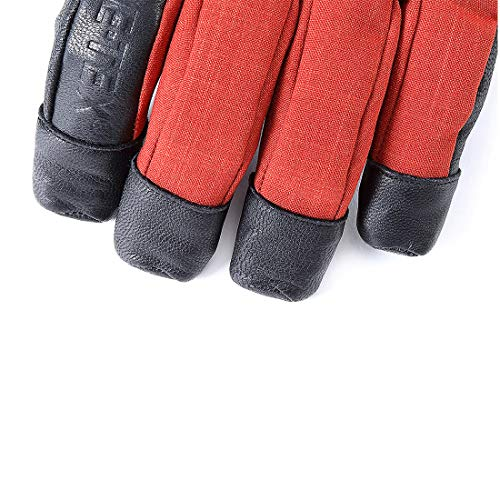 KAILAS GORE-TEX 3-in-1 Pro Ski Gloves – Women's(Dark Red,S) by KAILAS (Image #2)