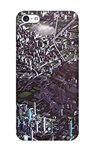 New Kathewade Super Strong Anime Appleseed Tpu Case Cover Series For Iphone 5c