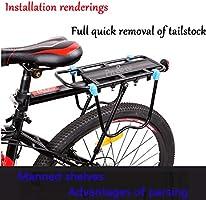 Percha para Bicicletas de Transporte de Carga Trasera, Ciclismo ...