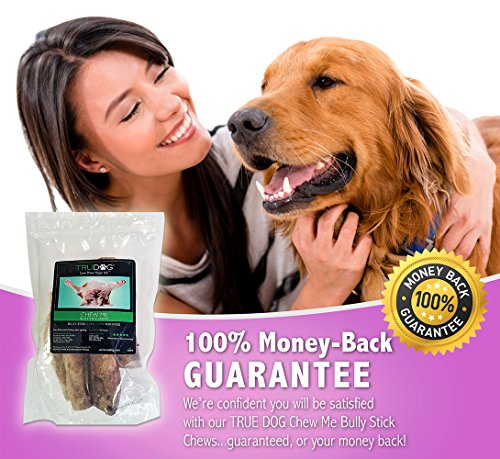 all natural bully sticks for dogs chew me 6 bully stick super chews. Black Bedroom Furniture Sets. Home Design Ideas